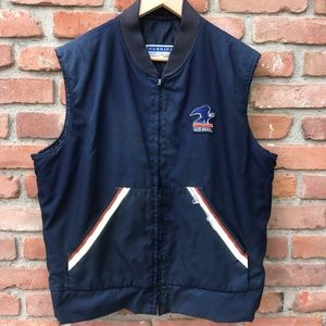 Vintage US Mail Mailman Worker Vest
